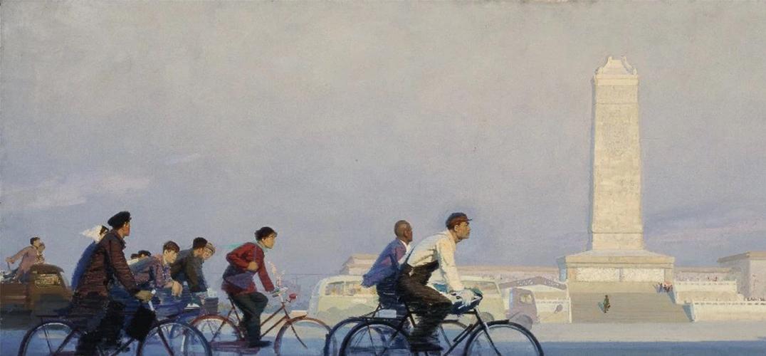 中央美院油画家们的亮相与传承
