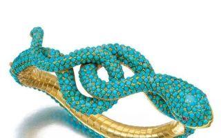 """匠心独运的""""珠宝蛇"""""""
