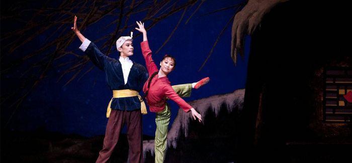 芭蕾舞剧《白毛女》见证60年的中日外交史