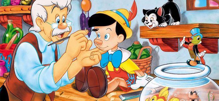 德尔·托罗打造定格动画歌舞版《木偶奇遇记》