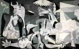 巴勃罗·毕加索:矛盾的开始