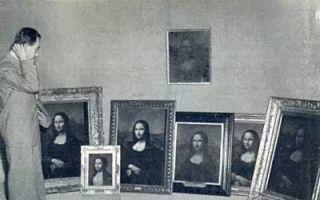 博物馆盗贼更喜欢谁的作品?
