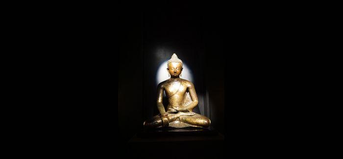 """故宫""""佛陀之光""""展示藏传佛教艺术源流"""