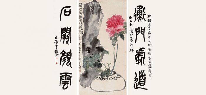 吴昌硕 艺术创作围绕社交圈