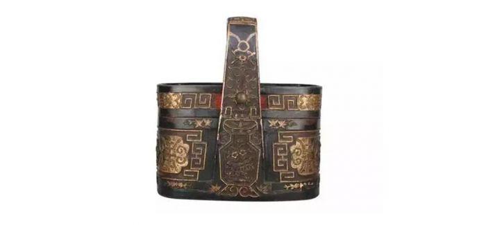 美观实用的古代食盒