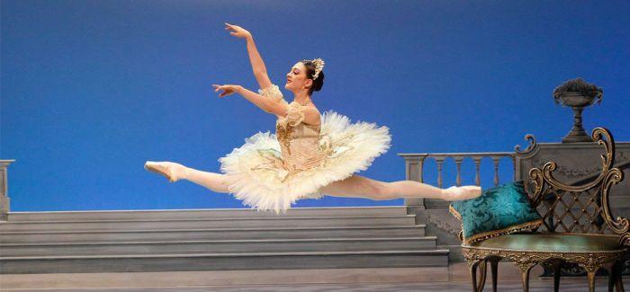 """澳大利亚国家芭蕾舞团载来""""豪华版""""《睡美人》"""