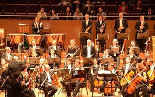 苏黎世市政厅管弦乐团首度亮相北京国际音乐节