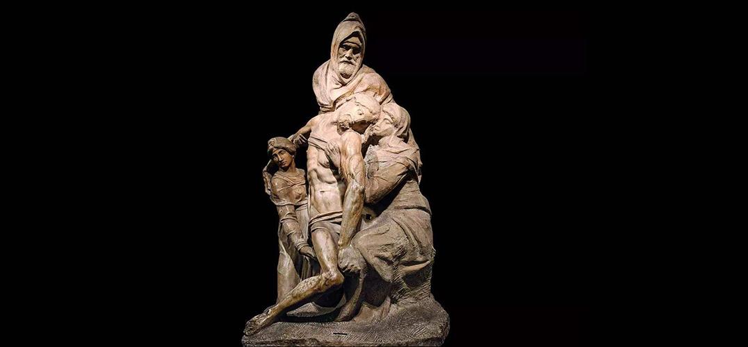 嘉德典亚艺术周首次展出米开朗基罗作品