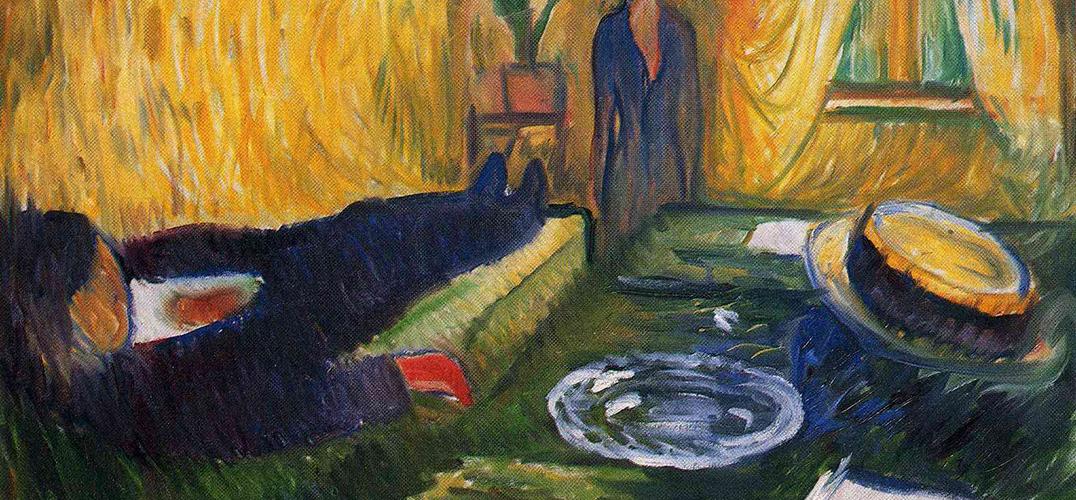 爱德华·蒙克:用画笔描绘人类的心灵