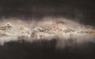 冷冰川:中国刻墨画创始人