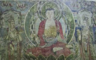 从展览中窥探山西寺庙的壁画遗存