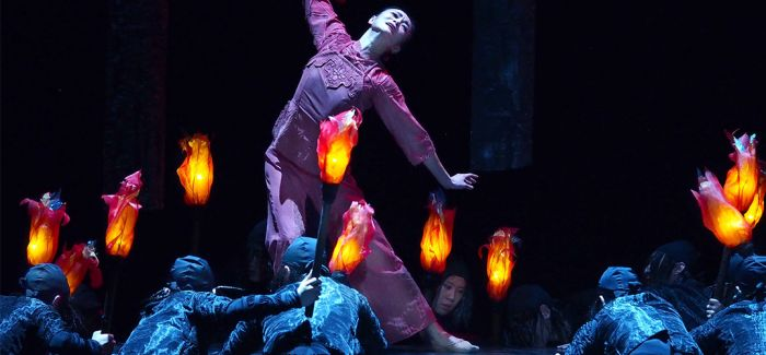 上海芭蕾舞团《闪闪的红星》首演:颠覆想象