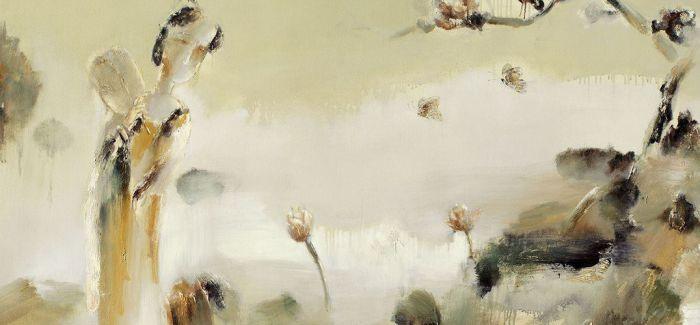 浅析油画中国化的材料美