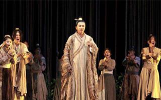 《诗经》题材音乐剧首现舞台