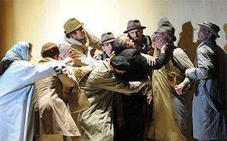 锡比乌国家剧院首次来沪上演《俄狄浦斯》