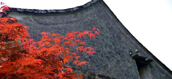 杖藜行歌 天台山中访古寺