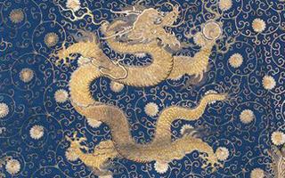 乾隆皇帝龙袍将在伦敦拍卖