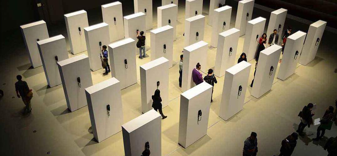 """""""何不再问"""" 第12届上海双年展的意图"""