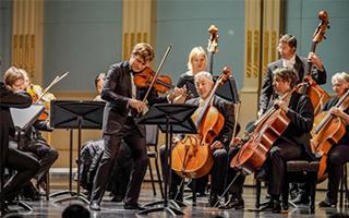 萨尔茨堡室内乐团上演纯正莫扎特之声