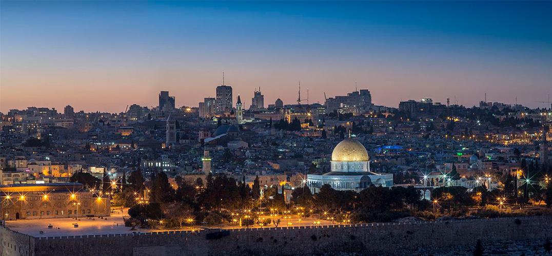 耶路撒冷魔幻夜