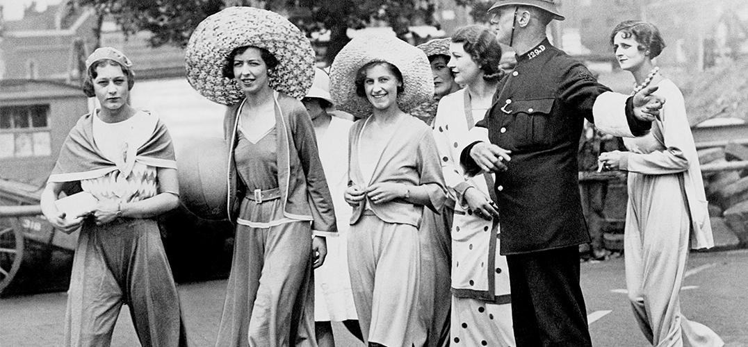 爵士之后 战火之前:被遗忘的三十年代的时装