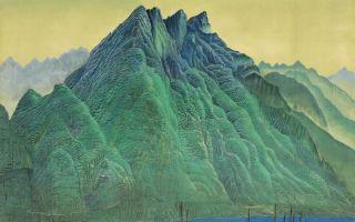 中国新绘画 换个角度看中国现当代艺术