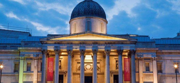 壳牌公司终止与伦敦国家美术馆的合作
