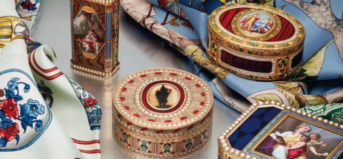 撒克逊糖果盒领拍佳士得亚洲首场金盒拍卖