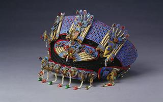 """波士顿迪美博物馆举办""""清代皇后的艺术与生活""""特展"""