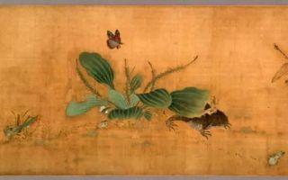 沉睡在大英博物馆中的中国画
