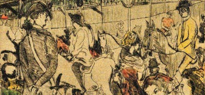 广州博物馆首次系统展出鲁迅收藏的版画