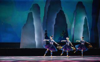 舞剧版的《大鱼海棠》揭秘壮族的远古文明