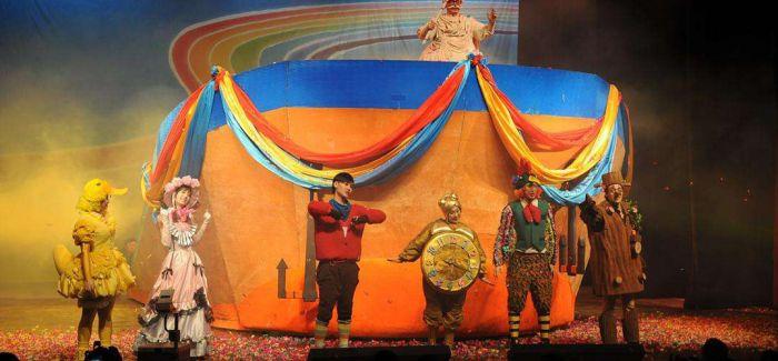 国际大剧院从原创剧目资源入手 开发特色美育课程