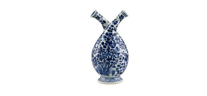 """""""青出于蓝""""瓷器展 沿丝路走进乌兹别克斯坦"""