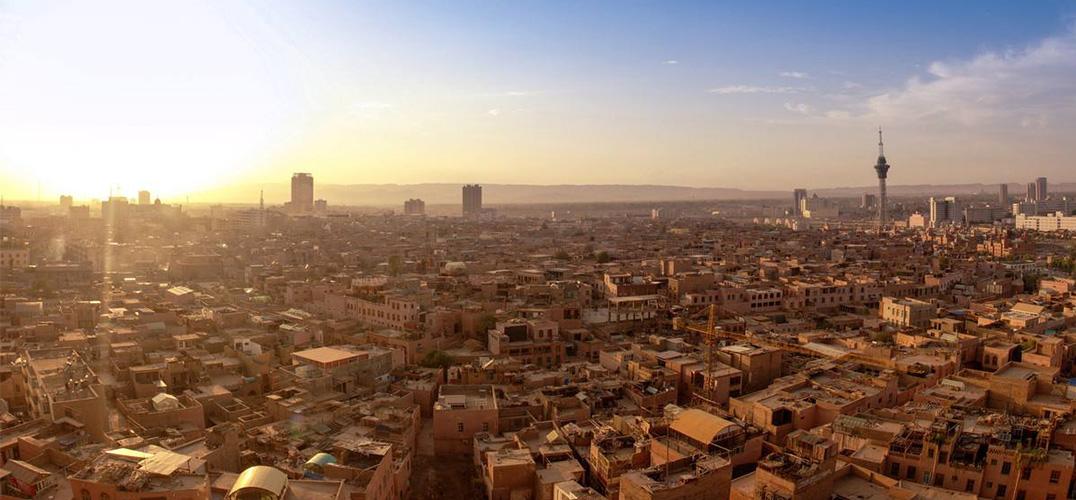 喀什:变化的城市 不变的旋律
