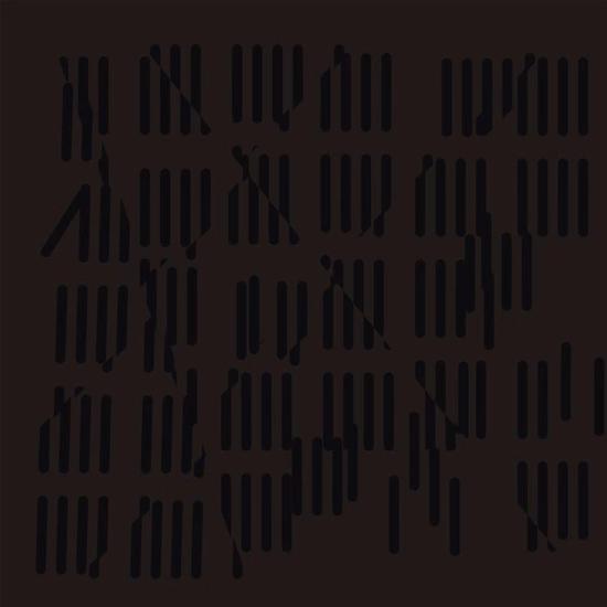 郑伟,《黑中黑》,200x200cm,丙烯,综合材料;2018