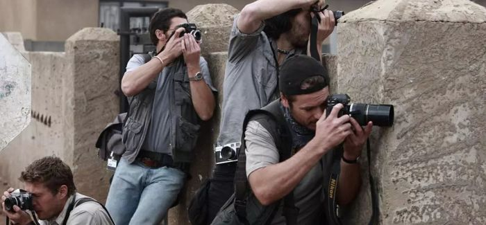 镜头中的镜头 电影中的摄影师
