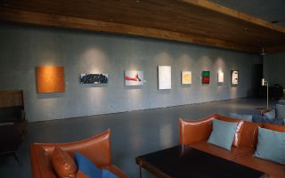 """""""M的房间""""艺术项目:长满青苔的房间"""