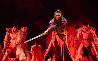 民族舞剧《花木兰》亮相上海国际艺术节