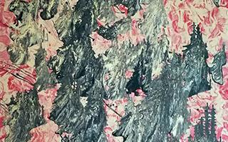 阳江组合新展亮相798艺术区