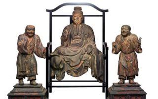 庆大报恩寺800周年 博物馆展传世佛像