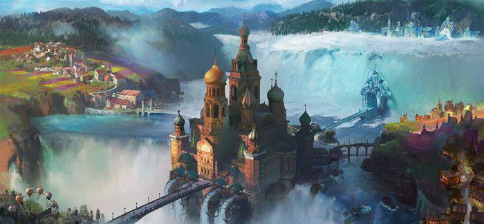 """《胡桃夹子与四个王国》:风味成谜的""""乱炖"""""""