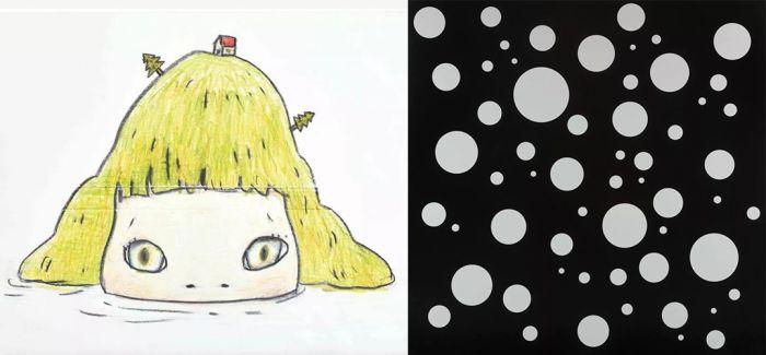 """两位日本艺术家的""""童年世界"""""""