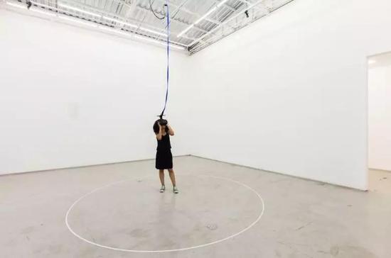 丹尼尔·斯蒂曼·马格内蒂,《幽灵》, 2014-15年