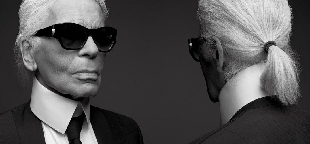 "Karl Lagerfeld:重塑时尚新面貌的""活化石"""