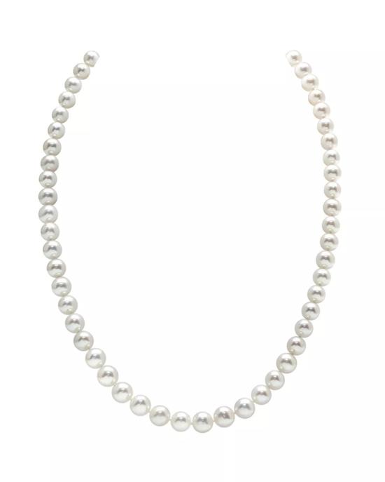 7—8mm淡水珍珠项链