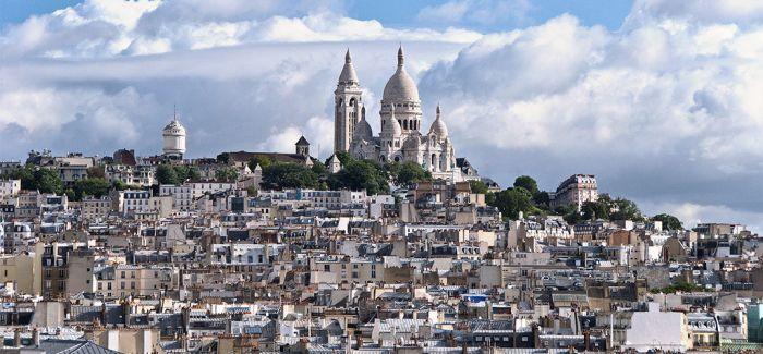 """巴黎市内的""""蒙玛特共和国"""""""
