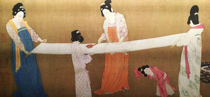 古画中窥见古代名媛脚底生香的秘诀