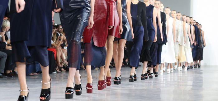 时装秀T台步 商业与艺术的交替