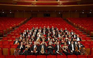 意大利圣切契利亚交响乐团登台国家大剧院